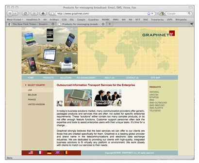 Graphnet Inc company